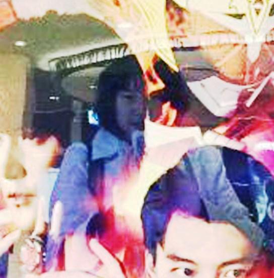 DJ LOVEの素顔画像