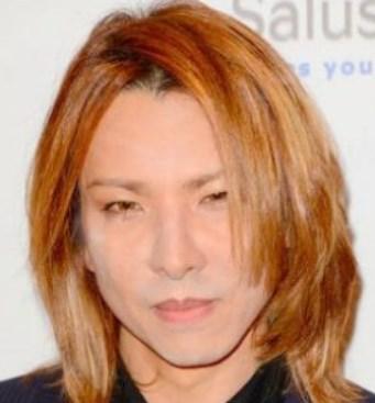 YOSHIKIのすっぴん整形痕はなし