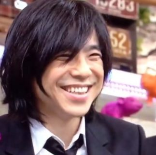 宮本浩次のかわいい笑顔