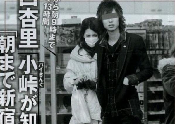 枢木ハルカと坂口杏里の2ショット画像